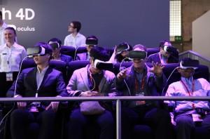 MWC virtual reality