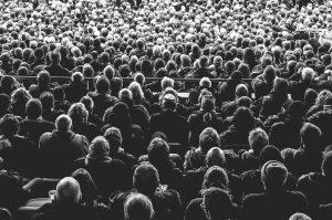 Känslig information i stora grupper