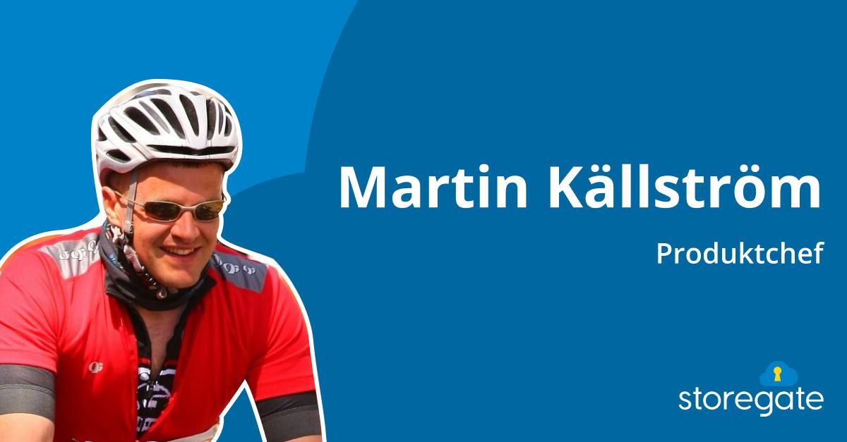 Bild på Martin