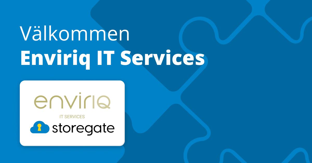 Ny Storegate: Enviriq IT Services